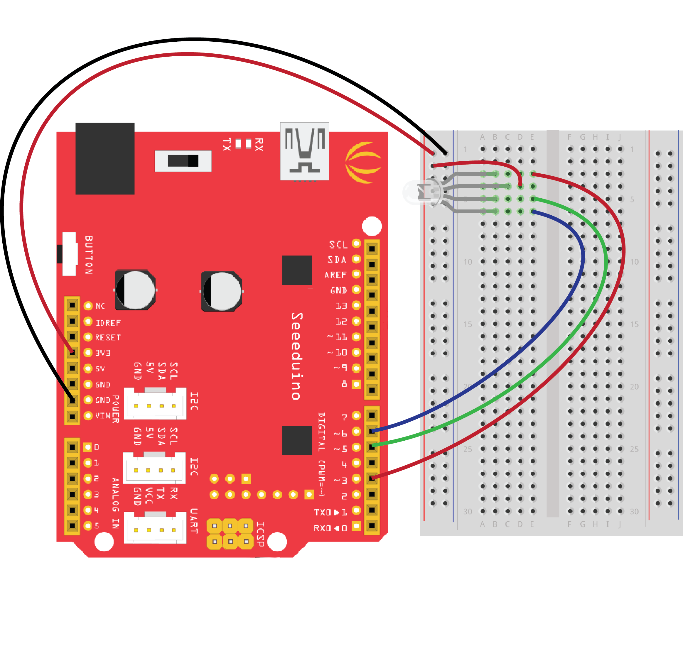 Rgb Led Circuit Diagram Pic16f628 4 Pwm Controller Semifluidcom 2327x2202